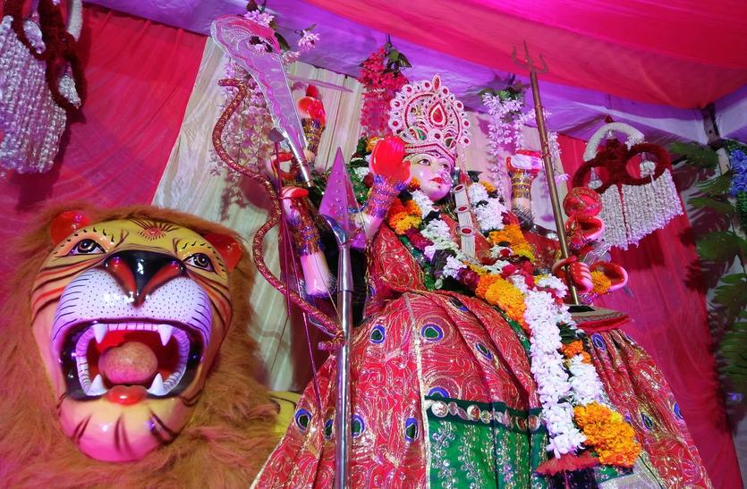 करौली में नवरात्र में धार्मिक आयोजनों की ऐसी मची है धूम