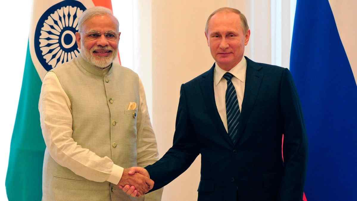अमरीका से अच्छे रिश्ते के लिए रूस से दोस्ती नहीं तोड़ेगा भारत