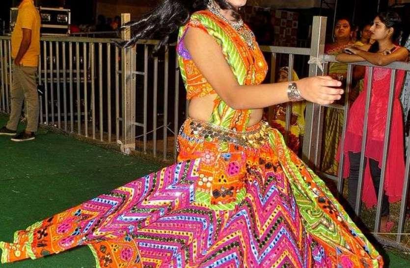 नव दुर्गा गरबा उत्सव दूसरा दिन