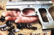चंदननगर में अवैध असलहा कारखाने का भंडाफोड़, तीन गिरफ्तार