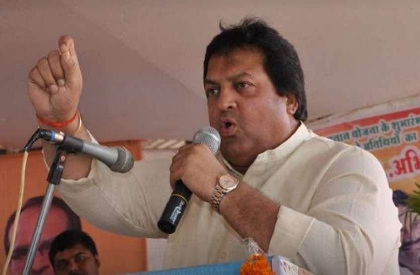 मंत्री सुरेन्द्र पटवा के लिए टेढी खीर साबित होगी भोजपुर विधानसभा
