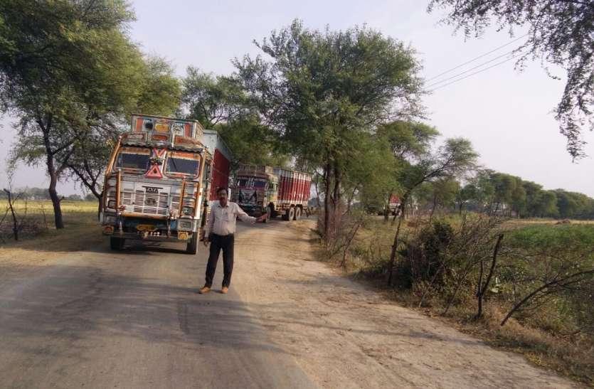 13 ग्राम पंचायतों की खदानों को माफियाओं ने लिया ठेके पर, अफसर बन गए पार्टनर, सीमा सुरक्षा खतरे में