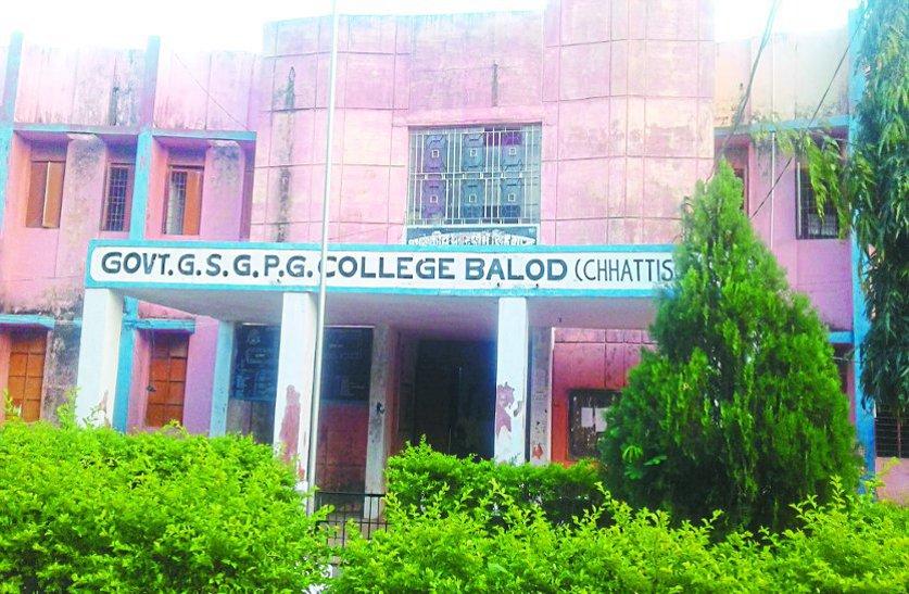 जिले के लीड कॉलेज में जनभागीदारी समिति की राशि में नौ लाख की गड़बड़ी