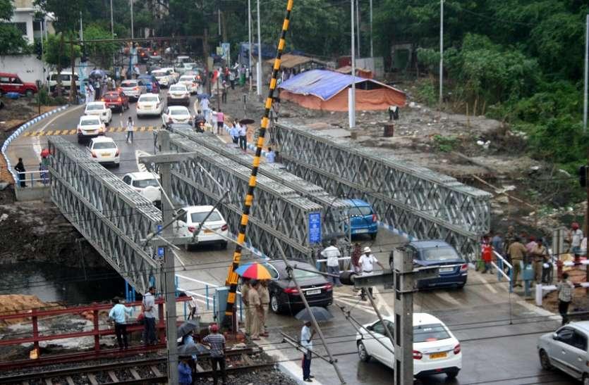 खुला माझेरहाट लेबल क्रॉसिंग, दक्षिण कोलकाता के लोगों को राहत