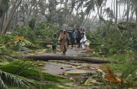 तितली इम्पैक्टःथमने का नाम नहीं ले रही बारिश, गंजाम जिले में 6 लापता