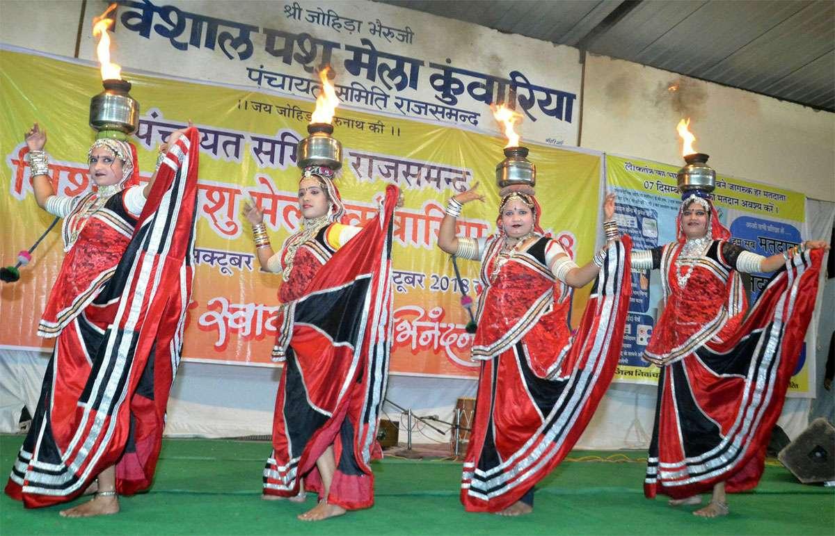 culture program at kunwariya mela