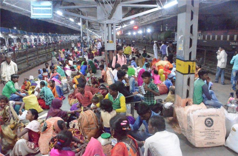 रेलवे ने कर दी हदें पार, एक ही रुट की सभी पैसेंजर ट्रेनें रद्द