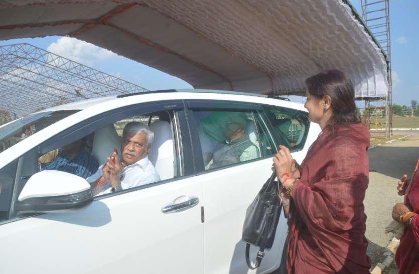 अमित शाह के दौरे से पहले रीवा पहुंचे प्रभात झा ने टटोली संगठन की नब्ज, कार्यकर्ताओं को दिए टिप्स