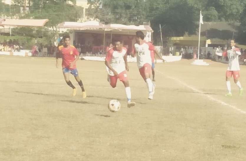 उकवा और जबलपुर ने जीते मैच, अकोला को वॉकओवर में जीत