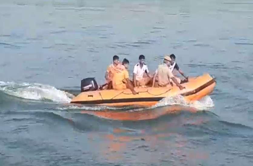 गुस्से में भाई ने लगाई नदी में छलांग, बचाने कूदी बहन, दोनों की हुई दर्दनाक मौत