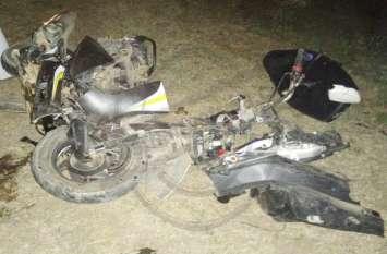 सहारनपुर में सड़क दुर्घटना में चार लाेगाें की माैत, दाे की हालत गंभीर