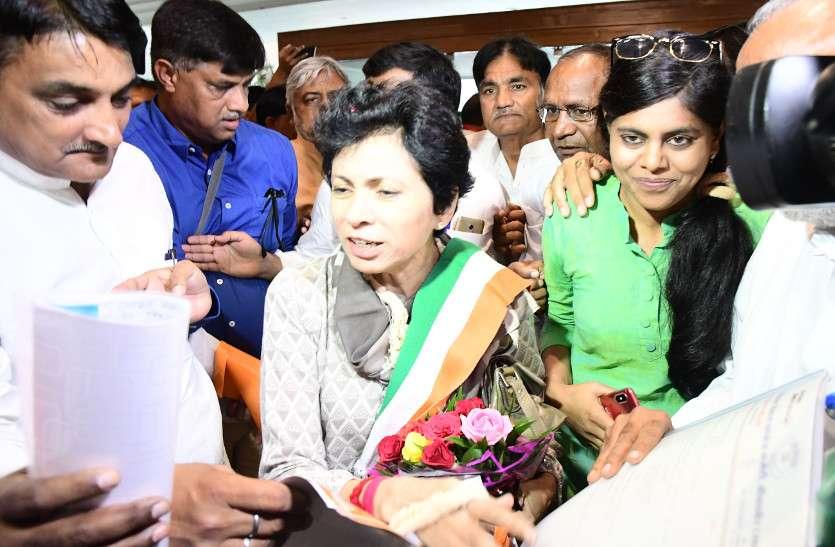 दिल्ली में होगा कांग्रेस की टिकटों का फैसला