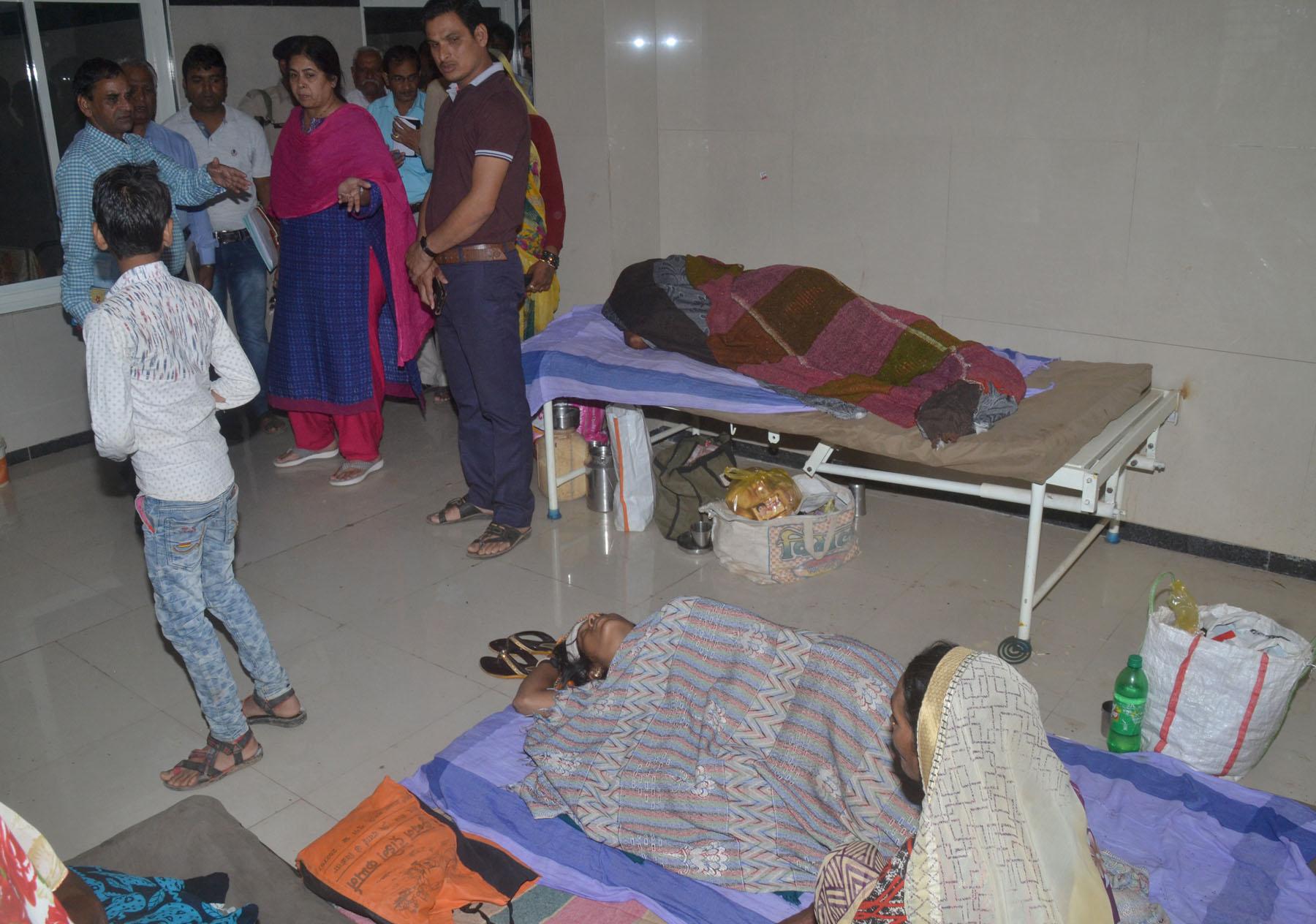 प्राइवेट जांच में मिल रहे डेंगू के मरीज, विभाग से कलेक्टर बोलीं- लोग मरने लगेंगे तब ध्यान दोगे!