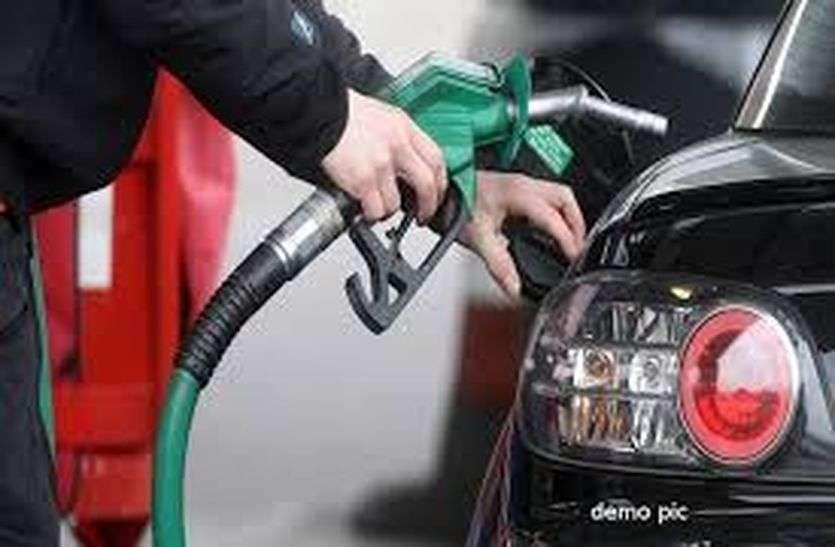 पेट्रोलिमय मंत्रालय कर रहा उपभोक्ता को गुमराह