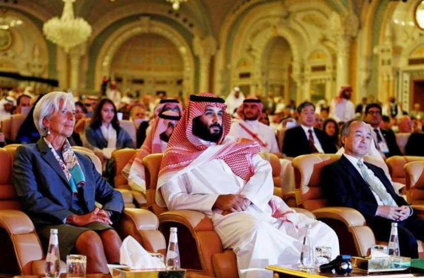 सऊदी सम्मेलन से दूर हुए मीडिया प्रायोजक, पत्रकार के खशोग्गी के गुम होने पर हैं नाराज