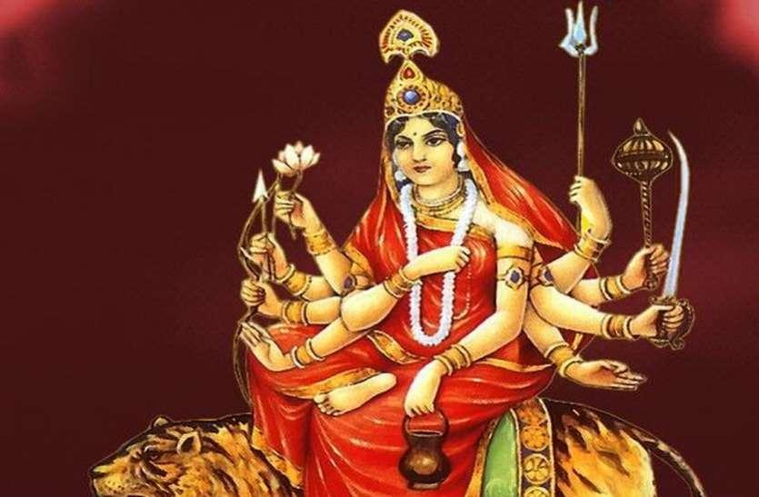navratri 2018 :  चौथा दिन,  मां  कूष्मांडा की  पूजा से मिलता है यह लाभ