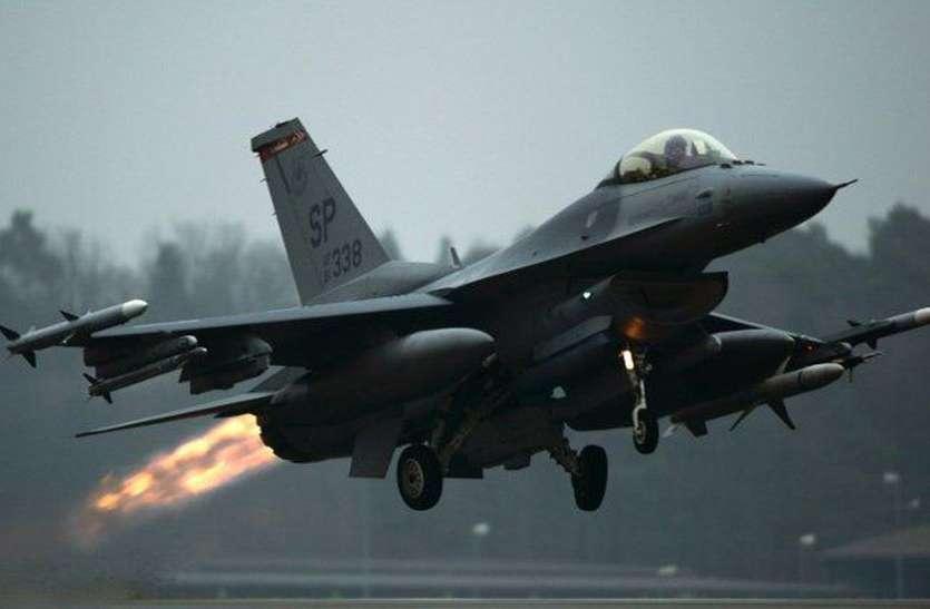 भारत में बने विंग से उड़ान भरेंगे अमरीकी एफ-16