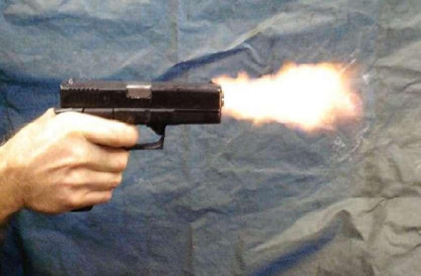 ठेकेदार को अपराधियों ने मारी गोली, गंभीर हालत में वाराणसी रेफर