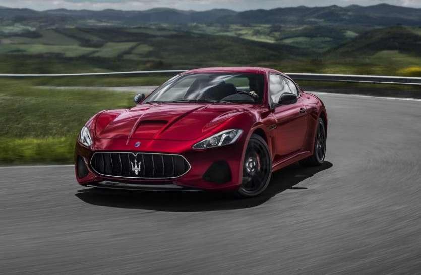 Maserati Granturismo हुई लॉन्च, फीचर्स जानकर रह जाएंगे हैरान