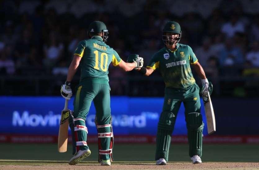 दक्षिण अफ्रीका ने दूसरे T20 मुकाबले में जिम्बाब्वे को 6 विकेट से पीटा, सीरीज पर 2-0 से जमाया कब्जा