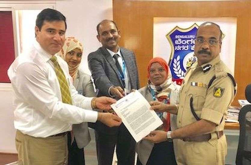एचकेबीके कॉलेज ने चलाया नशा विरोधी अभियान