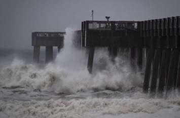 अमरीका: जारी है तूफान 'माइकल' से महासंकट, मरने वालों की संख्या 17 हुई