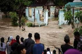 वीडियोः इंडोनेशिया में बाढ़ और भूस्खलन से 22 की मौत