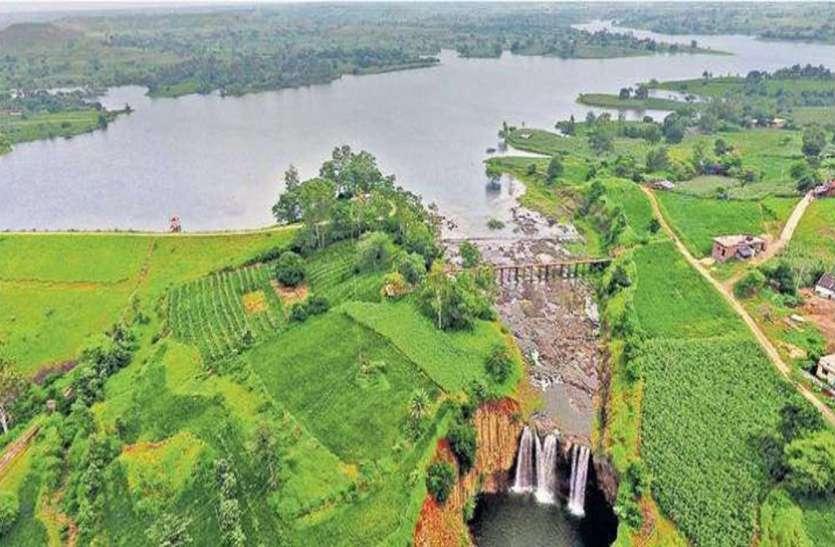 धमोई-गुलाबपुरा तालाब से शहर को गर्मी में मिलेगा पानी