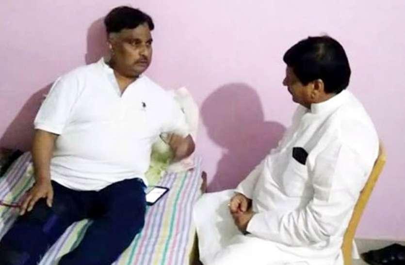 शिवपाल यादव ने कानपुर में खेला मुस्लिम कार्ड, अतीक के करीबी बाहुबली को बनाया जिलाध्यक्ष