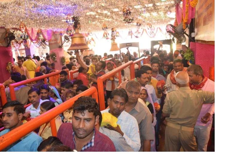 विन्धायचल मंदिर में तैनात पुलिस वालों के लिए खुशखबरी, 16 के बजाय आठ घंटे ही करनी होगी ड्यूटी