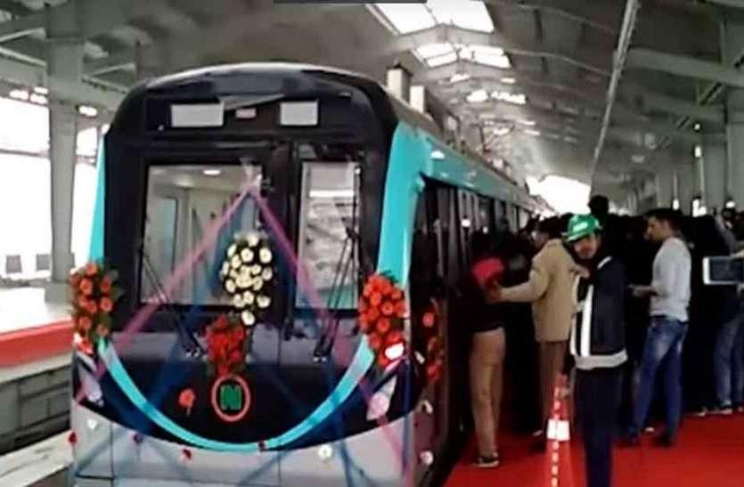 पीएम मोदी यूपी के इस शहर को दिवाली पर देंगे मेट्रो की सौगात, मुंबई लोकल की तर्ज पर मिलेगी फास्ट सर्विस