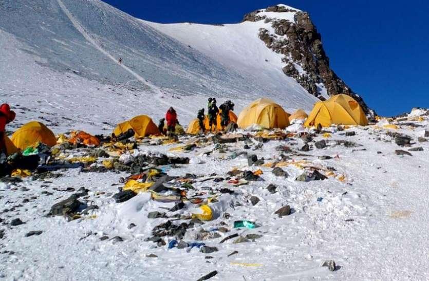 नेपाल: माउंट गुर्जा पर नौ पर्वतारोहियों की मौत, हिमस्खलन से हुआ हादसा