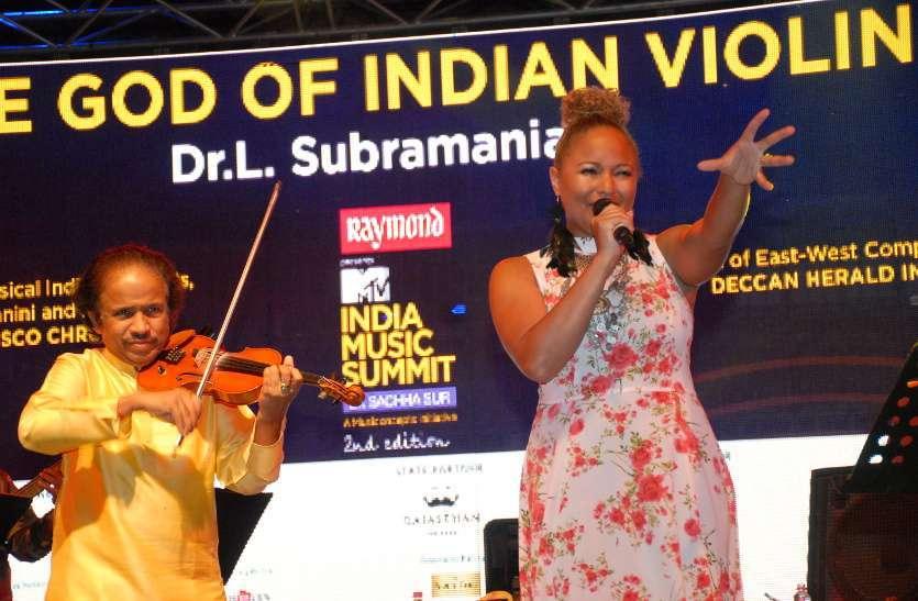 MTV India Music Summit 2018