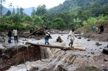 युगांडा: भारी बारिश और बाढ़ में कम से कम 34 की मौत, भूस्खलन में तबाह हो गए कई गांव