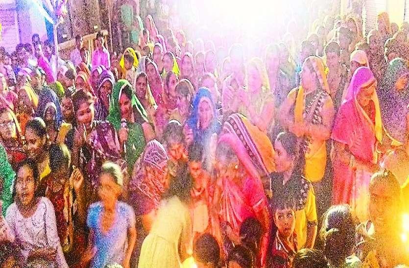 गली मोहल्लों में नवरात्र महोत्सव की धूम