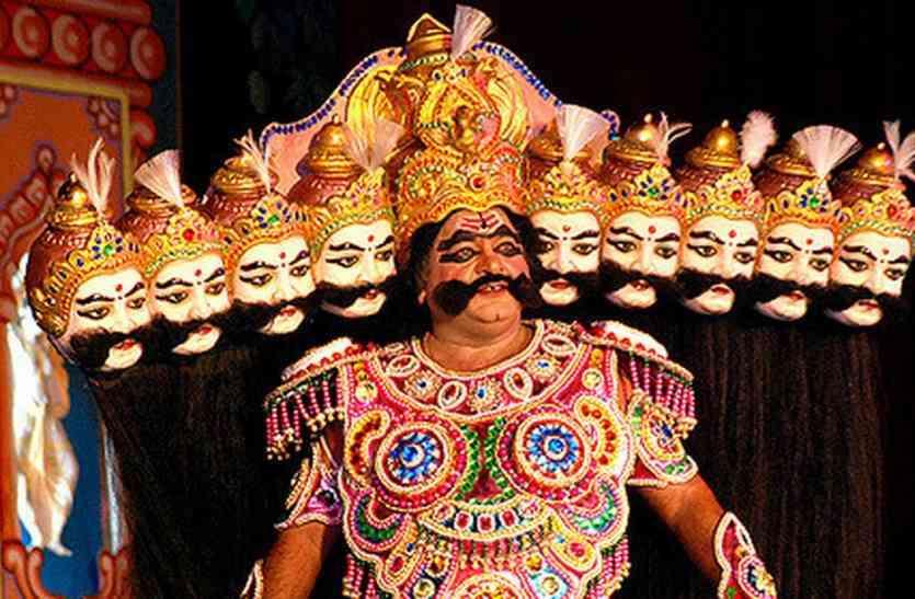 ...तब नवरात्रि में मुफ्त में रामलीला का मंचन करने आते थे यूपी के कलाकार