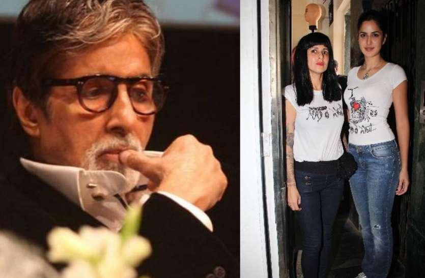 ...अब अमिताभ बच्चन तक पहुंची #MeToo की आग! इस एक्ट्रेस ने लगाए आरोप