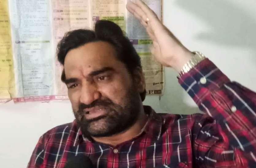 Nagaur News In hindi :  नागौर सांसद हनुमान बेनीवाल ने पानी बचाने को कह दी बड़ी बात