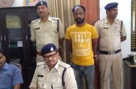 असम का युवक पुलिस को देख भागने लगा, दौड़ाकर पकड़ा तो जेब में मिला झारखंड से लाया गया ये घातक चीज