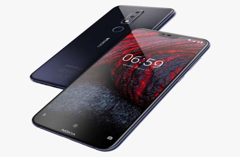 खुशखबरी: Nokia 6.1 Plus के लिए एंड्रॉयड 9.0 पाई बीटा अपडेट जारी