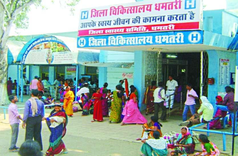 70 किस्म की दवाइयों की किल्लत पड़ रही भारी, ई-हास्पिटल में मरीजों की लगी भीड़