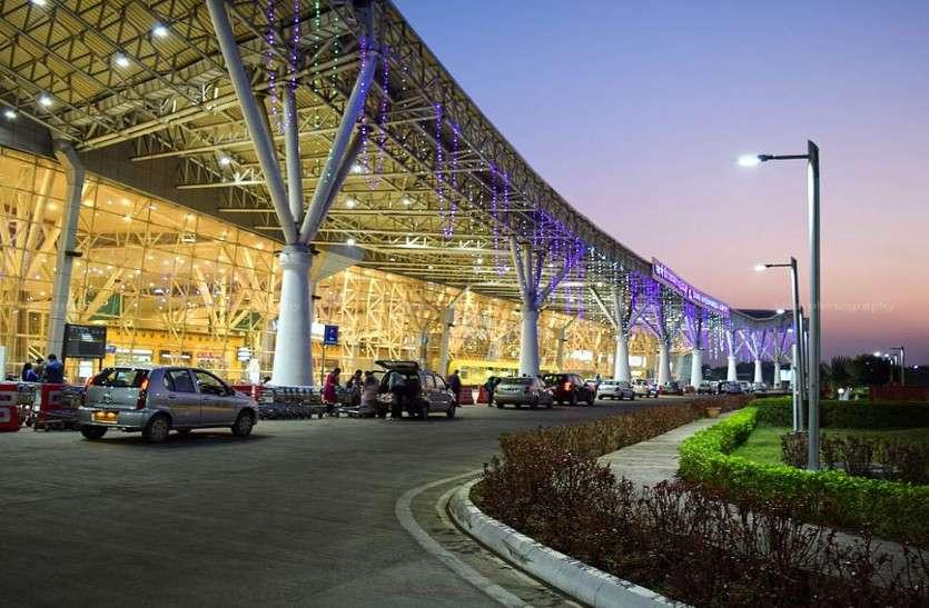 चुनावी साल में मिली चार नई फ्लाइट की सौगात, कोलकाता, जयपुर, बेंगलूरु व मुंबई उड़ान की मिली अनुमति