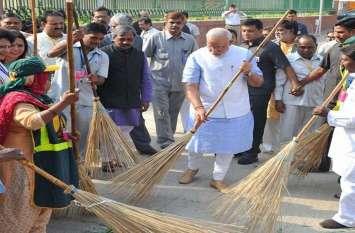 PM मोदी के महत्वाकांक्षी मिशन 'स्वच्छ भारत' के नाम पर राजस्थान में यहां हो रही ठगी, वसूले जा रहे रुपए