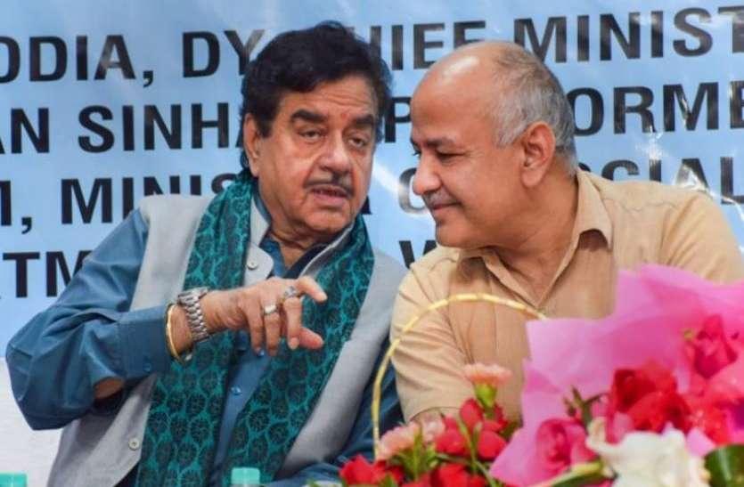भाजपा के इस सांसद के खिलाफ आप ने उतारा अपना यह दिग्गज नेता, रैली करने पहुंचेंगे उपमुख्यमंत्री आैर शत्रुघ्न सिन्हा