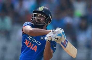 IND v NZ T20: रोहित शर्मा आज बन सकते हैं 'सिक्सर किंग', पीछे कर सकते हैं गुप्टिल और गेल को
