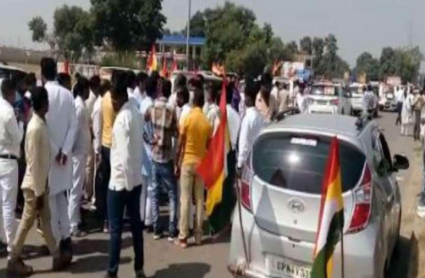 शिवपाल यादव का फिरोजाबाद में बिग शो, गाड़ियों का काफिला देख, उड़े सपाइयों के होश