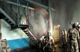 यूपी के 1445 मेगावाट क्षमता के ओबरा थर्मल पॉवर स्टेशन में भीषण आग, मचा हड़कंप