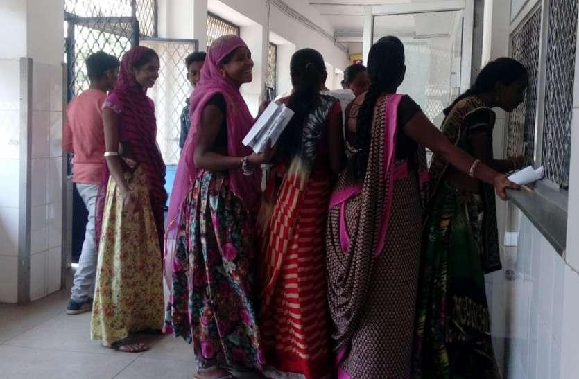 बांसवाड़ा : सुविधा के बाद भी आहत कर रही 'सोनोग्राफी'