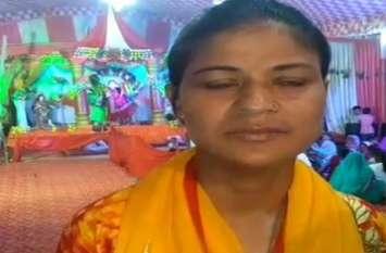 हिंदू-मुस्लिम की अनोखी मिशाल, नवरात्रि में नौ कन्याओं को भोजन कराती है यह मुस्लिम बेटी