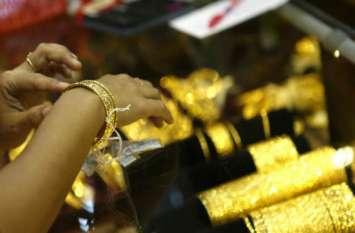 चार माह में सबसे महंगा हुआ सोना, चांदी भी 40 हजार के करीब